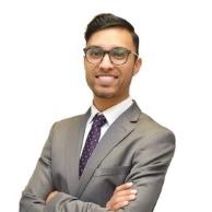 Headshot of Ziyad Effendi DDS